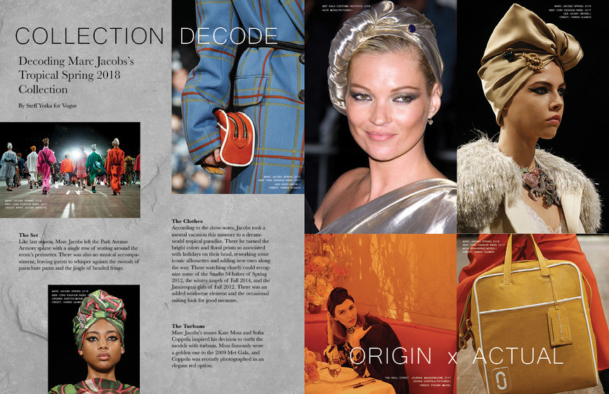 Decoding the Collection | Origin V. Main