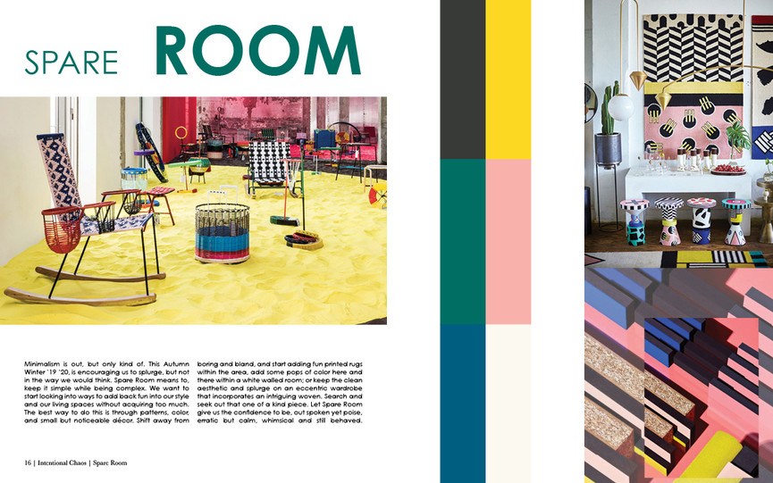 Spare Room | Color + Mood Direction