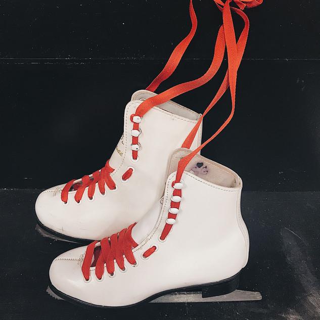 Ice skates for Display Purpose