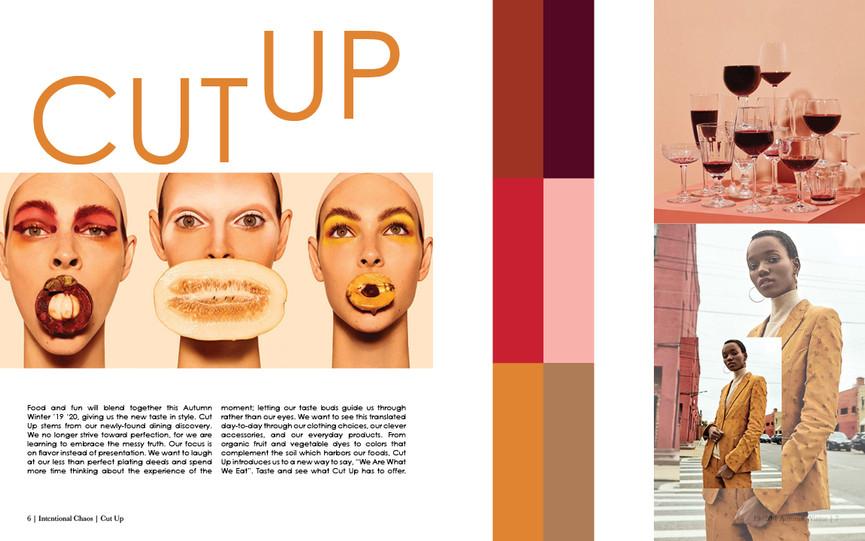Cut Up | Color + Mood Direction