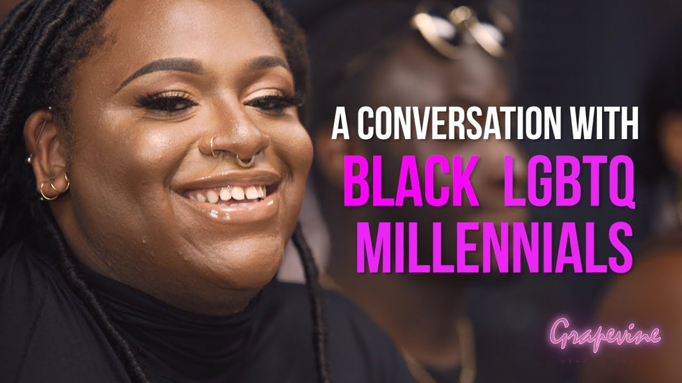 A Conversation with Black LGBTQ Millennials