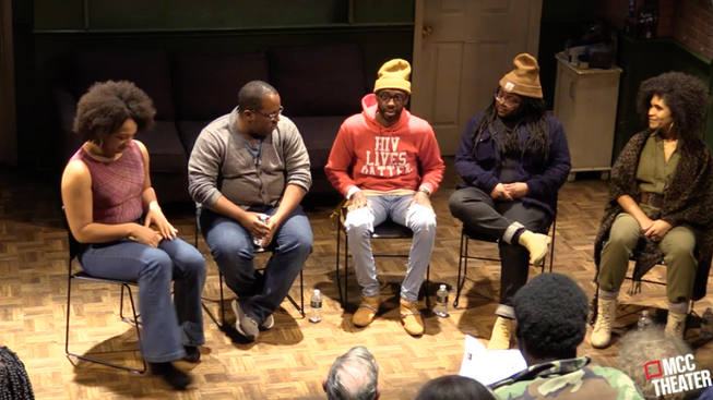 Black Queer Selfhood in the American Theater