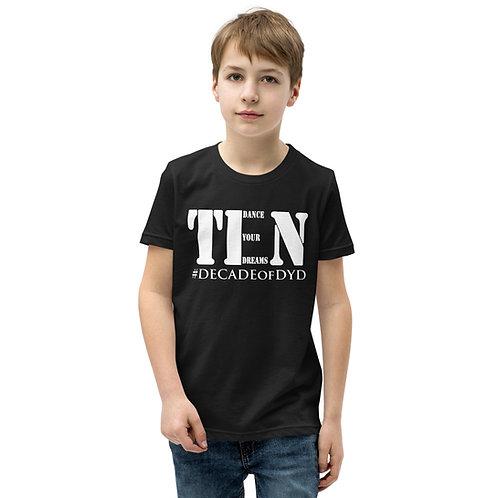 Ten Year Anniversary Tee Unisex Youth
