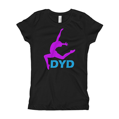 Girl's Fitted Tee