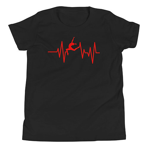 Youth Unisex Heartbeat Tee