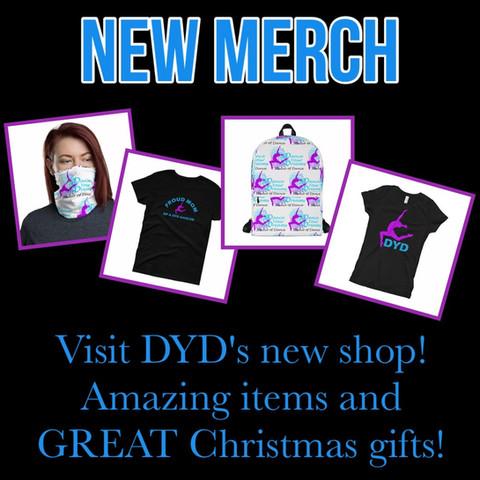 DYD Merchandise