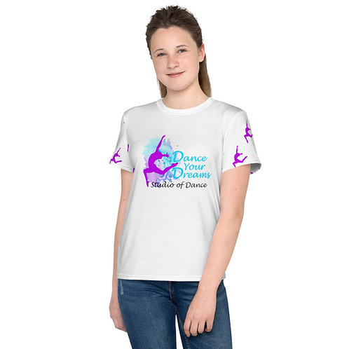 Logo Shirt Sizes 8 - 20