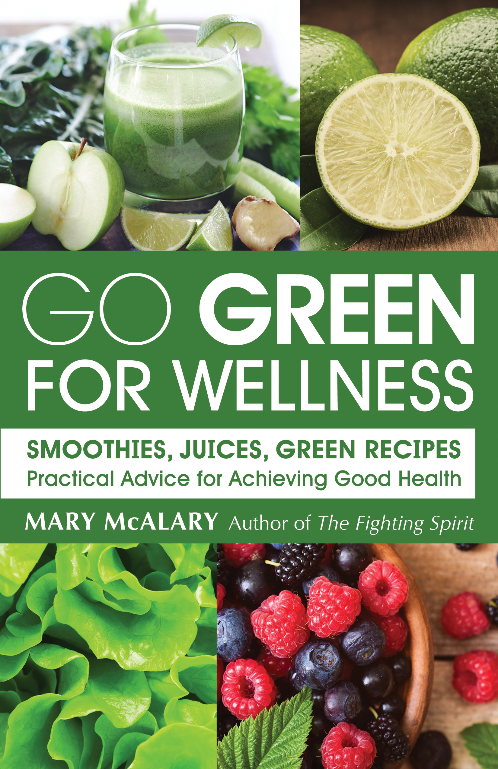 Go Green For Wellness Front Cover.jpg