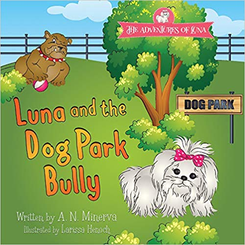 Luna and the Dog Park Bully