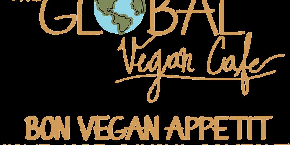 The Global Vegan Cafe's Customer Appreciation Gathering