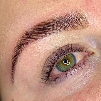 brows, lashes skin baldivis