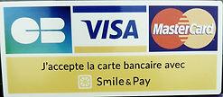 paiement séance tairf séance carte bancaire magnétiseur lithothérapeute et rebouteux Lisieux, Calvados