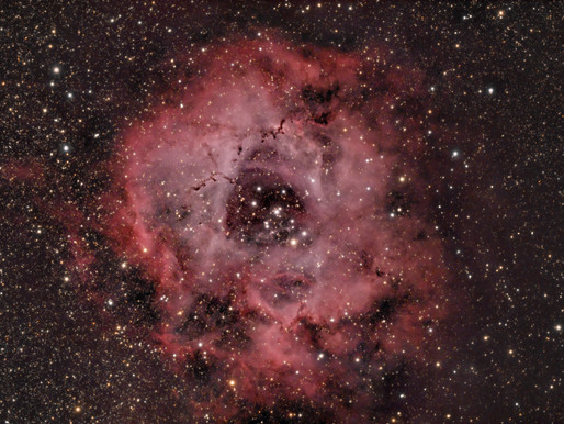 Rosette nebula - NGC2244