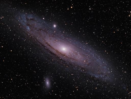 Andromeda galaxy v2.0 - M31