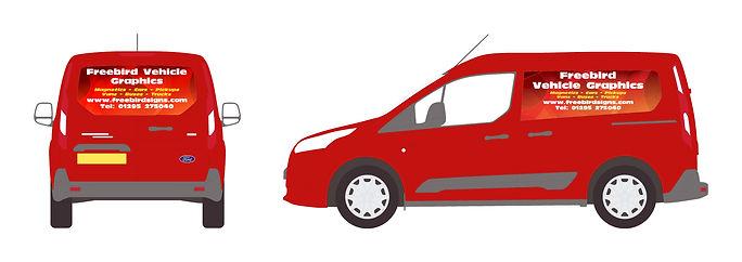 Van Signwriting | Banbury | Freebird Sign Services
