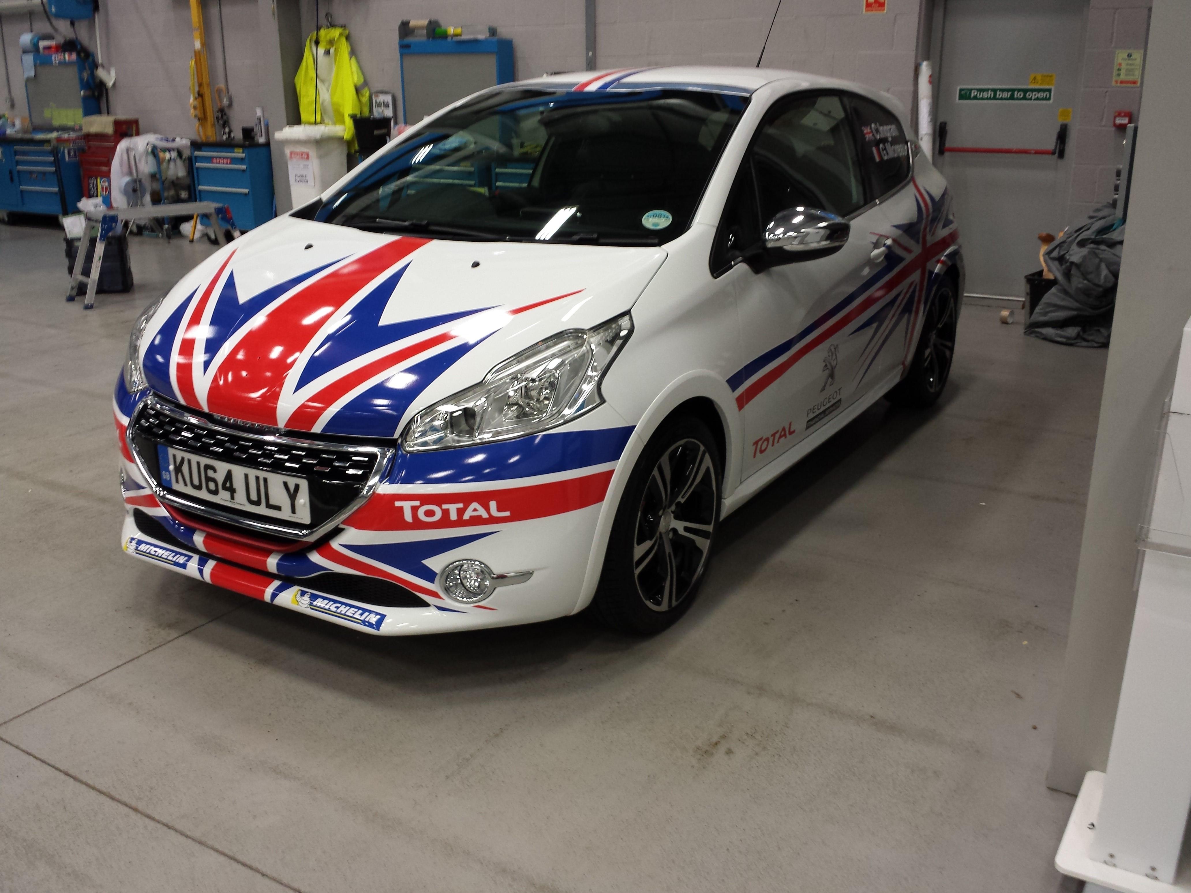 Rally Car - 4