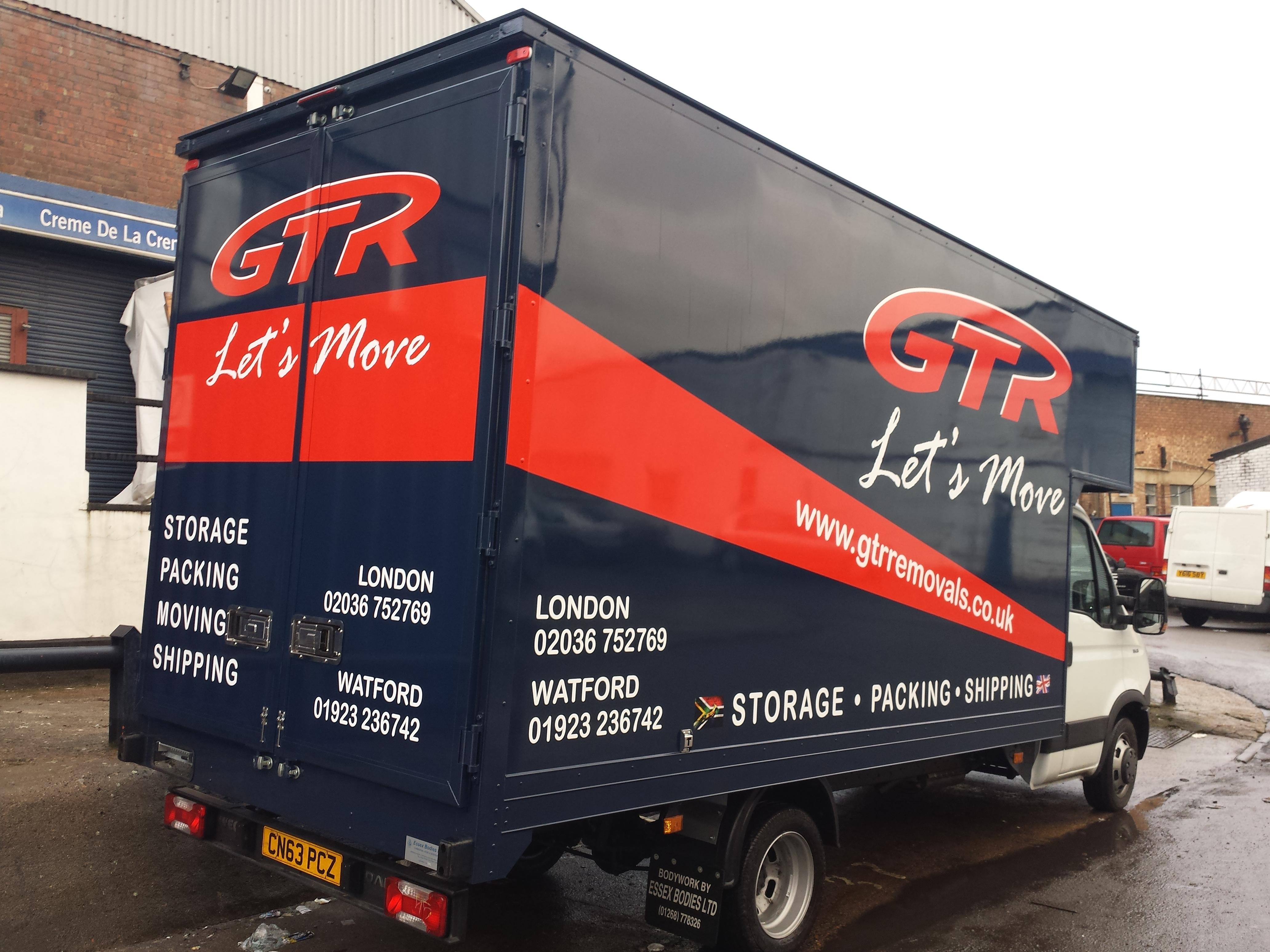 GTR Removals (1)