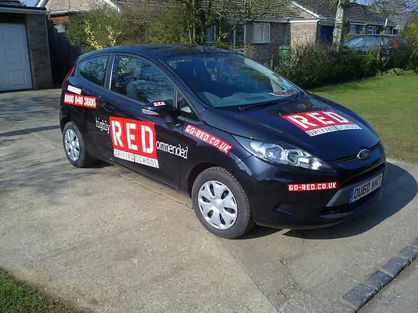 Car Magnetic Signwriting | Banbury | Freebird Sign Services