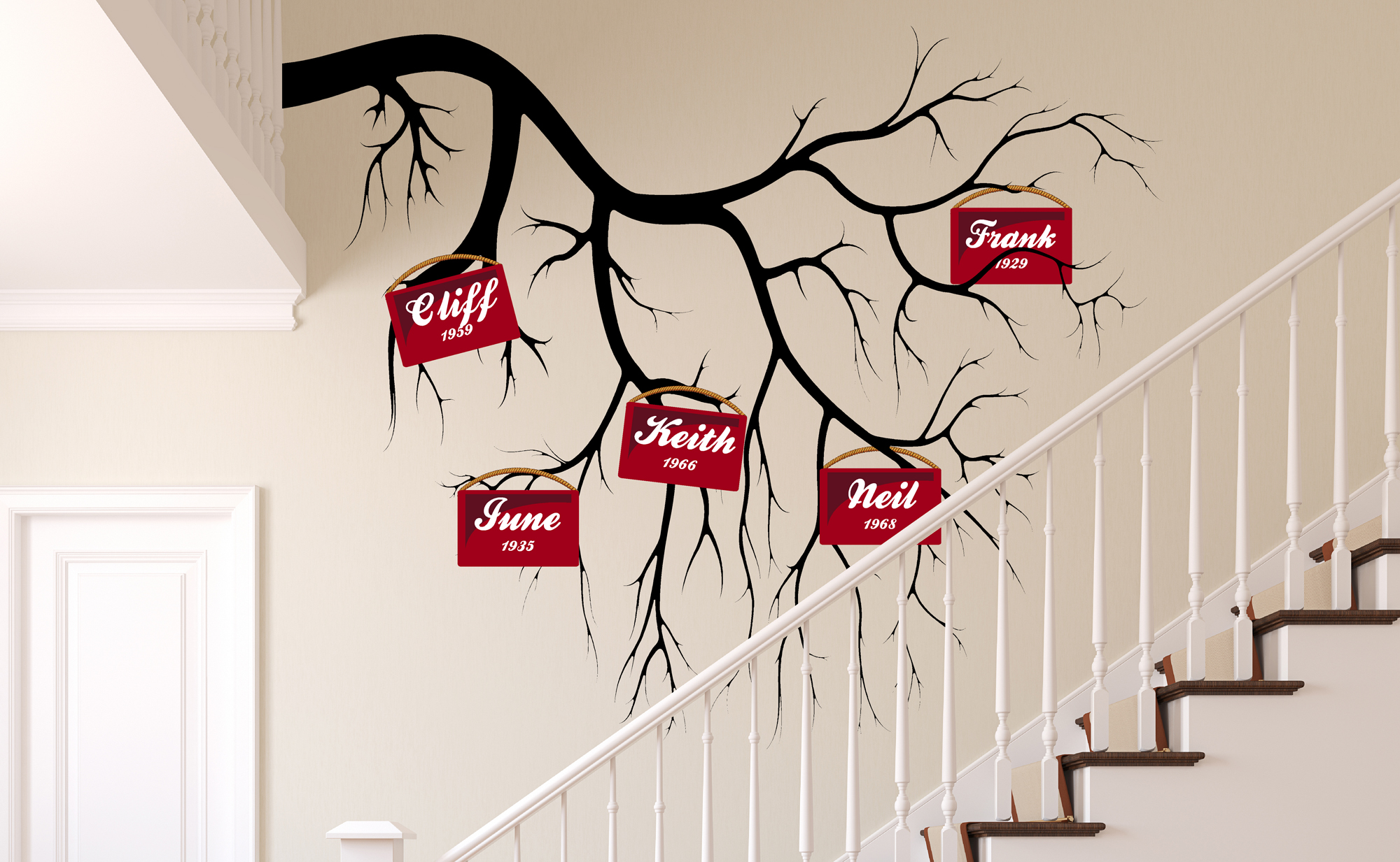 Household Mural Signwriting