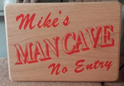 Mikes Man Cave