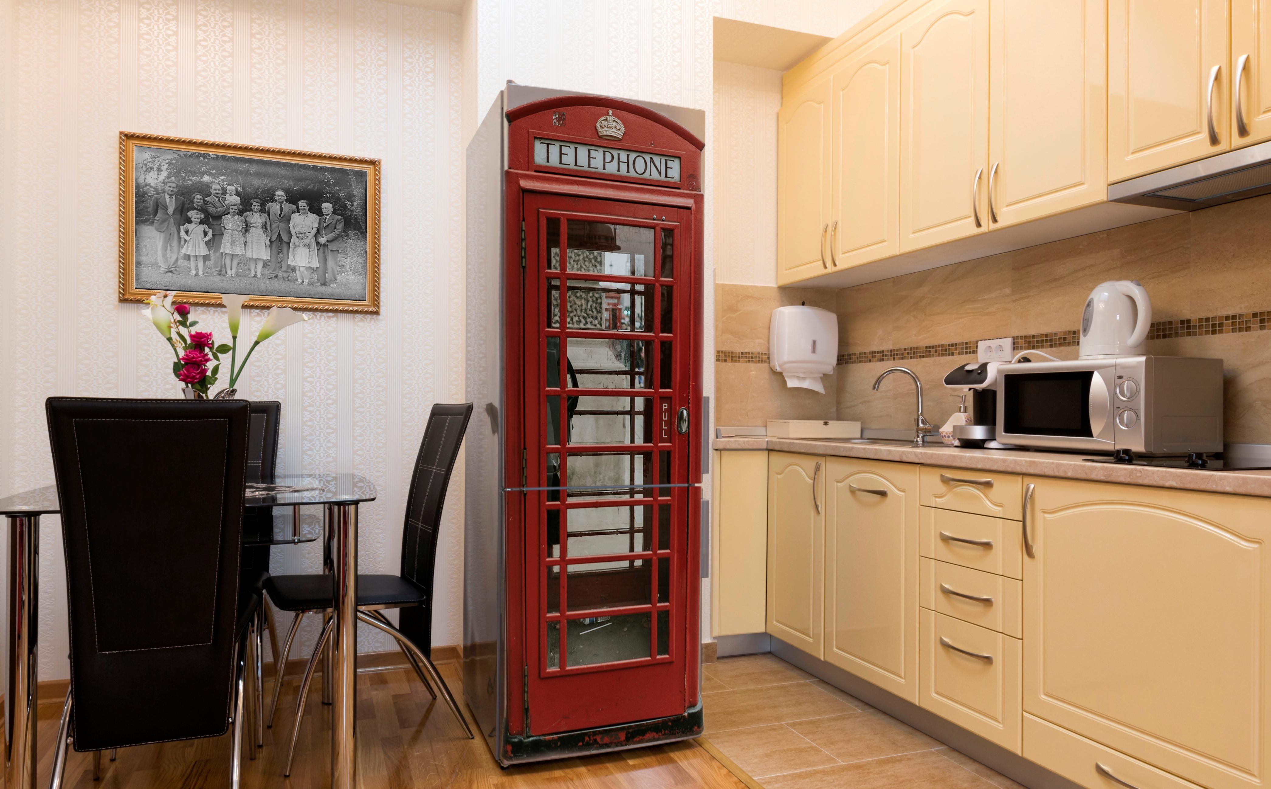 Telephone box fridge cropped