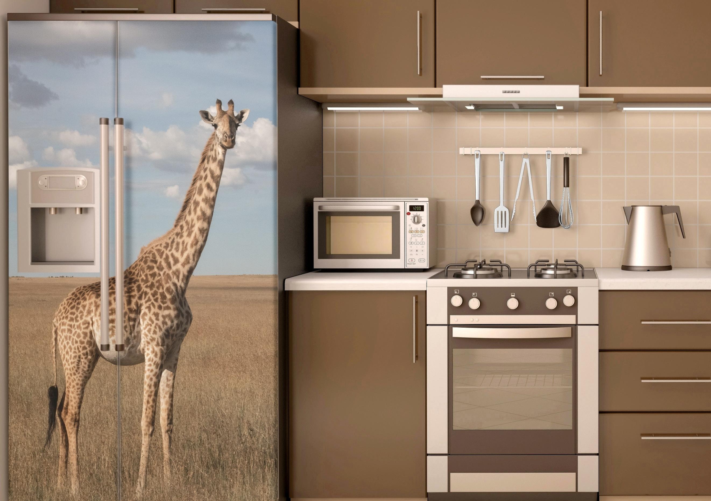 Giraffe Fridge cropped 2