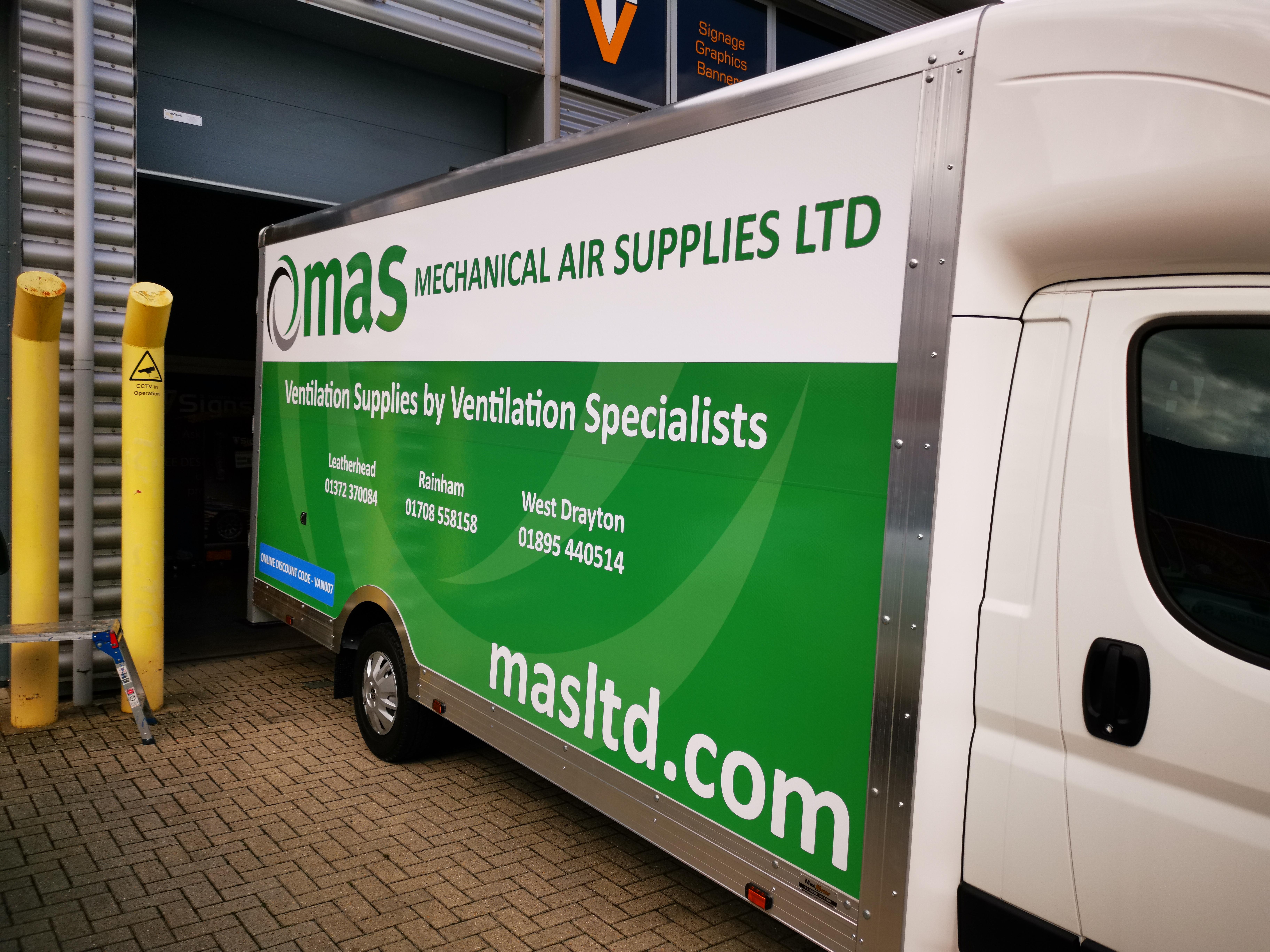 MAS Mechanical Supplies