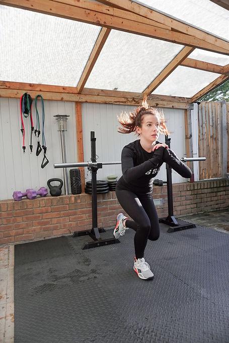 STRENGTH FOR RUNNERS ONLINE CLASS PASSA