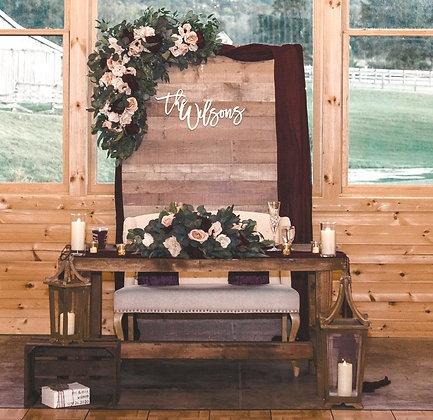 Sweetheart Table Bundle