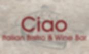 Ciao Italian Bistro and Wine Bar in Fenton Michigan.