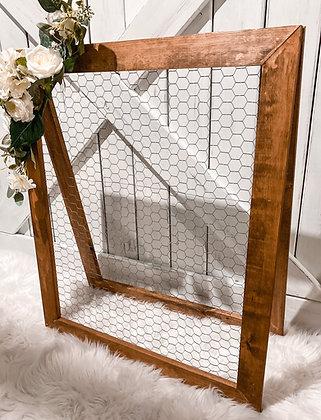 Rustic Farmhouse Frame