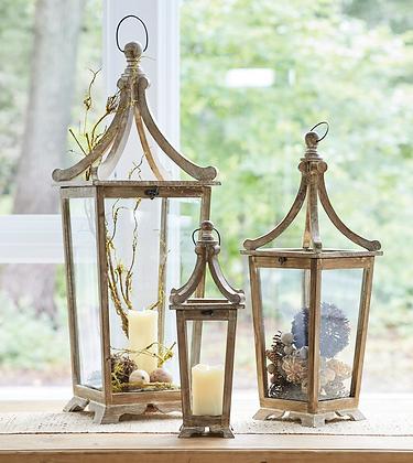 Melrose Lantern Set
