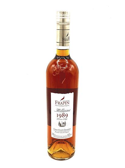 Cognac 1989 - 20 ans, Frapin