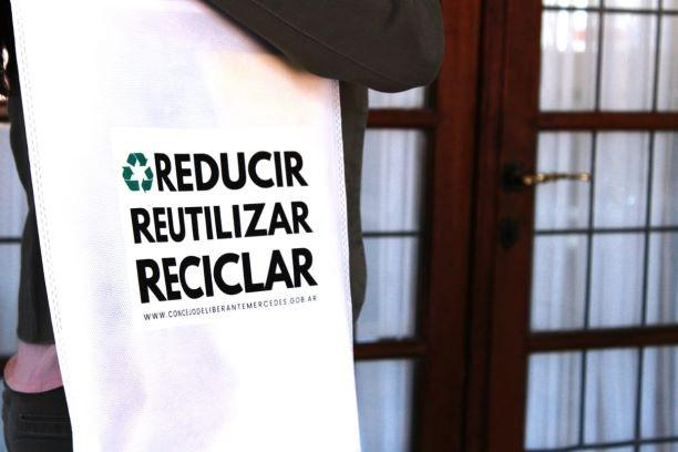Eco Bolsa del Concejo Deliberante - las 3R