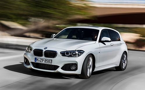 [TC] BMW 120i F20 1.6T 2015-2017 177hp
