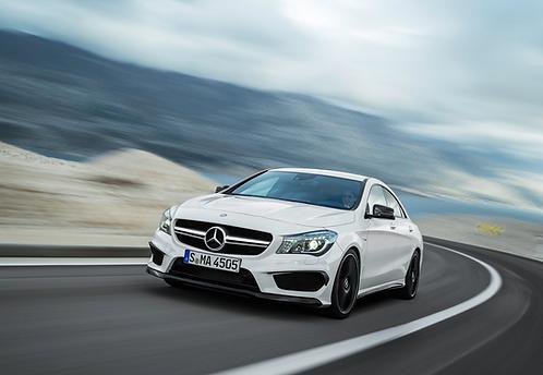 [TC] Mercedes-Benz CLA 45 AMG 360hp (C117 - 2013 - 2016)
