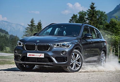 [TC] BMW X1 F48 20D 2.0TD 190hp 2015-2017