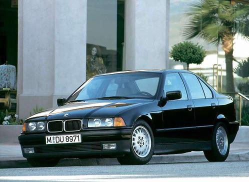 [TC] BMW 325i E36 2.5 1991-1998 192hp