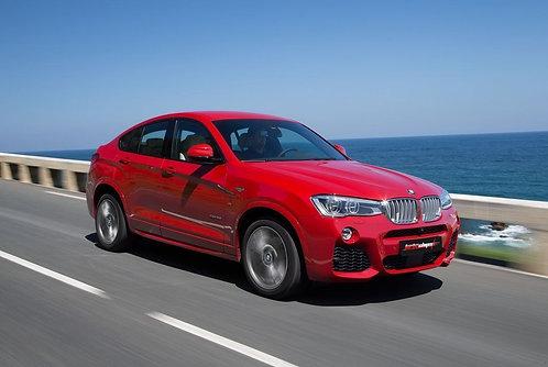 [TC] BMW X4 F26 28i 2.0i 245hp 2015-