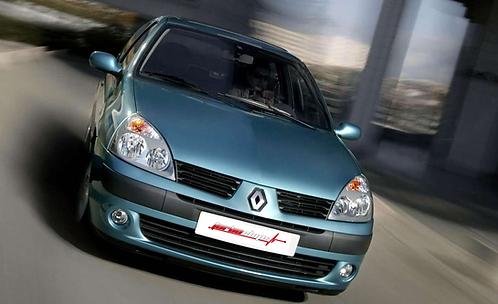 [TC] RENAULT Clio II 1.6 16v (110hp) 2008-2013