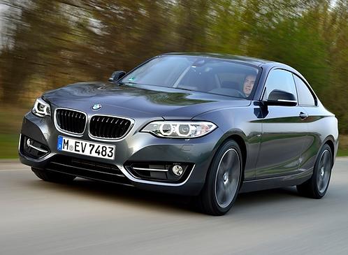 [TC] BMW M235i F22 3.0T 2014-2015 326hp