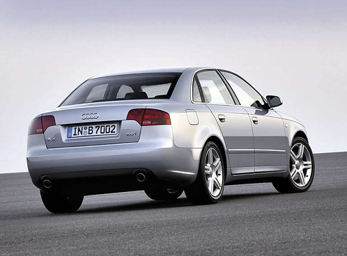 [TC] AUDI A4 B7 2.0T Multitronic 2006-2008 200hp