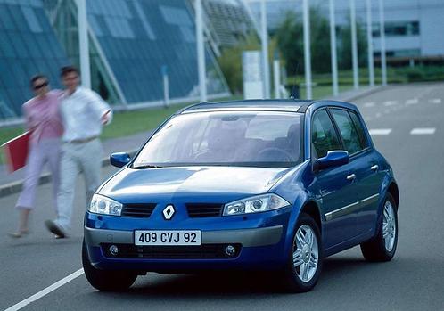 [TC] RENAULT Megane II 2.0 auto 2005-2010 136hp