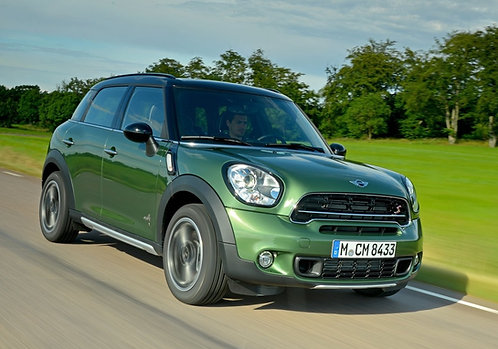 [TC] MINI Countryman S 1.6T 2015-2016- 184hp
