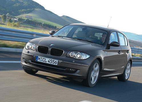 [TC] BMW 120D E87 2.0TD 2007-2013 177hp