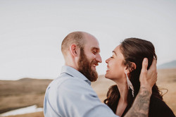 Mission Mountains Montana Engagement