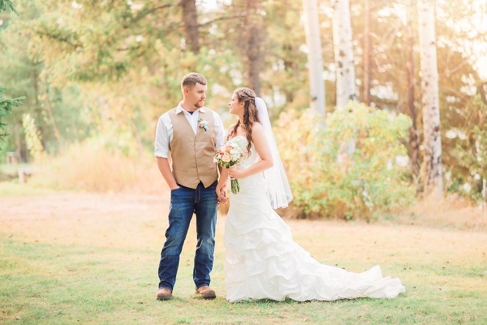 Montana Wedding Photographer | Infinite Photography Missoula | Missoula Wedding Photographer | Photographers | Trout Creek Montana | Rocky Mountain Bride