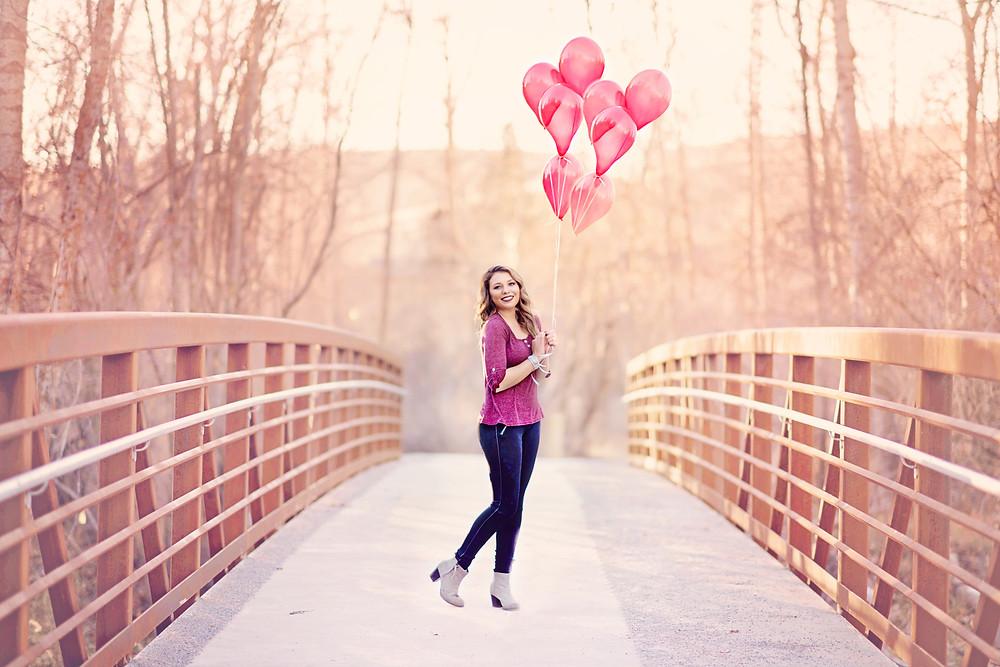 Senior Photos Missoula | Missoula Senior Portrait Photographer | Montana Senior Photographer | Infinite Photography Missoula