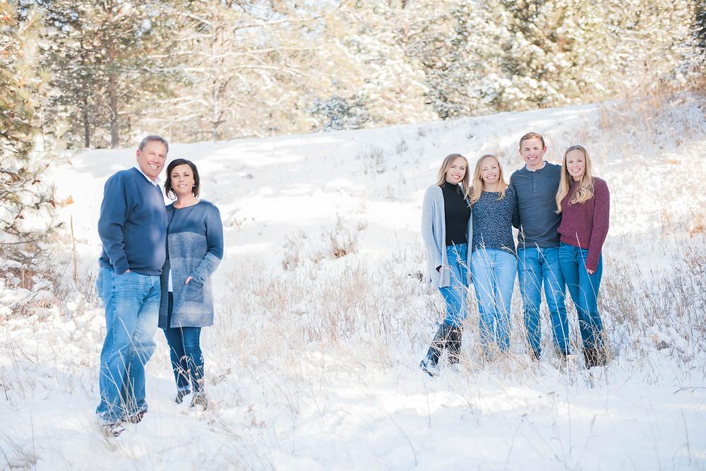Missoula Family Photographer - Photographers - Infinite Photography Missoula Montana