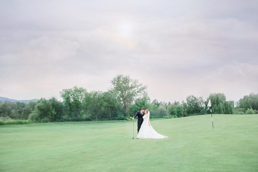 Montana Wedding Photographer | Photographers | Infinite Photography Missoula | Missoula Wedding Photographer | Missoula Country Club